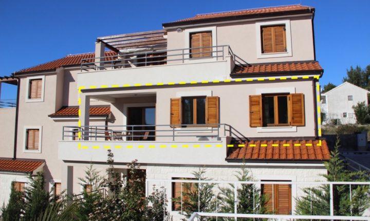 Apartment Vrboska