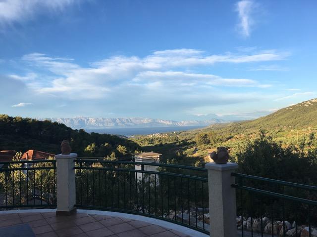 Villa Flandria zicht